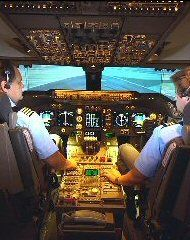 #Pilot #Jobs - Pilots in Cockpit