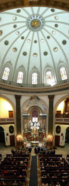 Iglesia Caridad - Cartagena - España