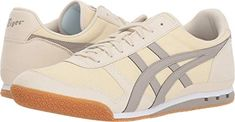 Onitsuka Tiger by Asics Ultimate Classic Shoes Oatmeal/Moonrock Crocs Classic, Onitsuka Tiger, Animal Print Dresses, Womens Fashion Sneakers, Free Clothes, Asics, Footwear, Unisex, Leather