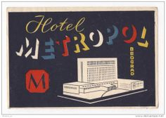 Hotel Metropol, Beograd