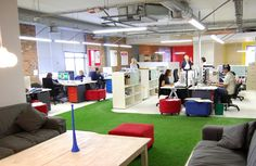 themed offices - Google Search