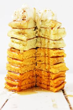 Looking for the best ever pumpkin spice pancake recipe? Delic… Looking for the best ever pumpkin spice pancake recipe? Delicious and simple, you need to save this recipe. Recipe Using Pumpkin, Pumpkin Recipes, Pumpkin Pumpkin, Tasty Pancakes, Homemade Pancakes, Best Pancake Recipe, Pancake Recipes, Breakfast Recipes, Easy Desserts