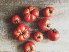 tomato, food, homegrown
