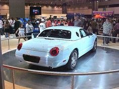 2003 Thunderbird at LA Autoshow