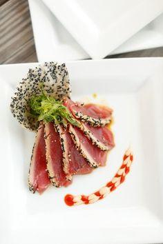 Rediscover Chef John Bragg at Sharky's Gulf Grill: Sesame Seared Tuna