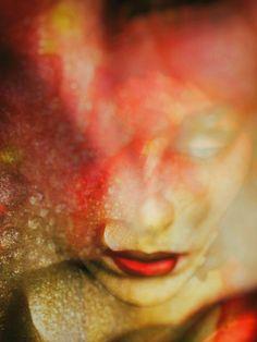 'Sadness' von Gabi Hampe bei artflakes.com als Poster oder Kunstdruck $20.79