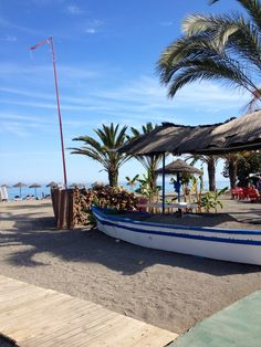 Torre Del Mar, Costa Del Sol./ maybe a day at the market and lunch on the beach ?