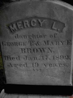 The Mercy Brown Vampire Incident, which occurred in 1892, is one of the best documented cases of the exhumation of a corpse in order to perform rituals to banish an undead manifestation.