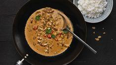 Maukas, mutta helposti valmistuva panang-curry vie sinut makumaailmalle…