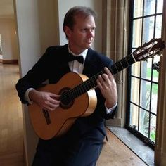 Book our classical guitarist, Jon the Pick, for your wedding reception in London & the UK.