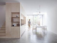 Islington Maisonette / Larissa Johnston Architects