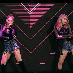 Somin e Jiwoo