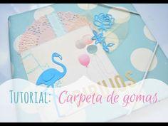 TUTORIAL : CARPETA DE GOMAS PARA DIBUJOS. Tote Bag, Bags, Trapper Keeper, Drawings, Handbags, Totes, Bag, Tote Bags, Hand Bags