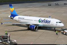 Airbus A320-212 aircraft picture