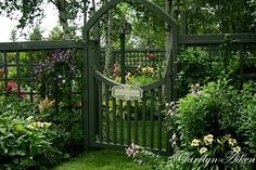 A lovely secret garden would be nice to have