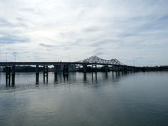 Tennessee River Bridge in Decatur, AL