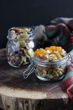 Healthy Road Trip Trail Mix   Dietitian Debbie Dishes