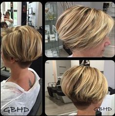 Casual, Short Shaggy Hairstyle for Straight Hair