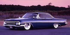 1961 Chevy Impala custom (sort of)