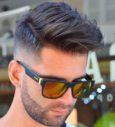 Best Undercut Hairstyles, Top Hairstyles For Men, Haircuts For Men, Men New Hair Style, Gents Hair Style, Indian Beard Style, Hair And Beard Styles, Long Hair Styles, Beard Model