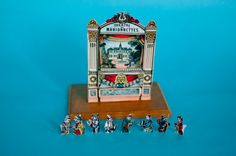 Miniature paper theater Teatro toy Ancient theater by LeMuf