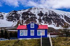Icelandic houses  #icelandwithaview