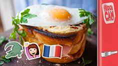 Can you cook... Using Only Emojis?? | FridgeCam |Croque Madame