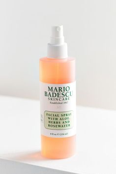 Shop Mario Badescu Facial Spray With Aloe, Herbs And Rosewater 8 oz at Urban Outfitters today. We carry all the latest styles, colors and brands for you to choose from right here.