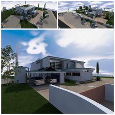 Casa Jeradah - Viste soggiorno