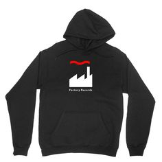 New Order Movement Hoodie 1981 Joy Monday Factory Records Division Music Hoody