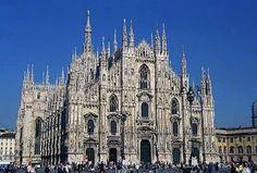 Milano, il Duomo