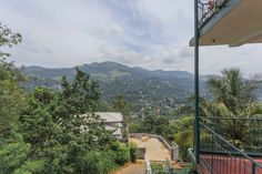 Enjoy the mountain view from this modern, comfy homestay in the hills overlooking #Kandy. #SriLanka