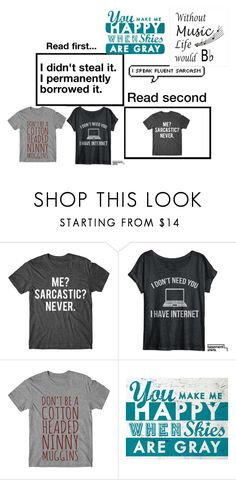 """""""sarcasm"""" by salsacat ❤ liked on Polyvore"""