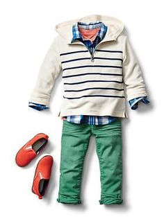 Jack Baby Clothing: Toddler Boy Clothing: Featured Looks New Arrivals | Gap