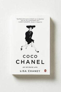 Coco Chanel: An Intimate Life - anthropologie.com #anthrofave #anthropologie