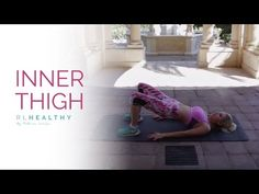 Inner Thigh Workout | Rebecca Louise - YouTube