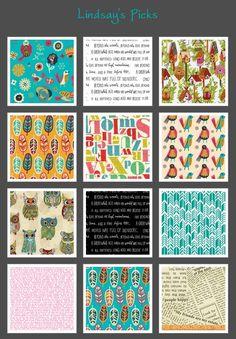 Lindsay's Picks - Bird is the Word - 10/2013