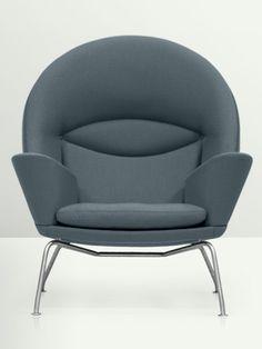 The Oculus Chair by Carl Hansen & Son, designed by Hans Wegner