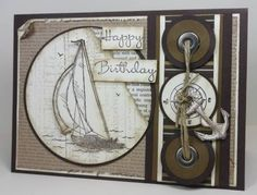 another masculine card