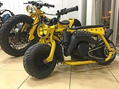 Custom Mini Bike, Custom Bikes, Moto Bike, Motorcycle Bike, Motorcycle Design, Bike Design, Mini Motorbike, Mini Chopper, Dropped Trucks