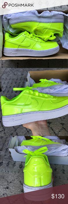 Nike Shoes | Air Force 1 Mid Seasonal Mint Green Size 75