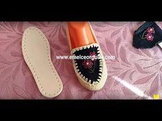 Crochet Slipper Boots, Crochet Shoes, Crochet Slippers, Knit Crochet, Cutwork Embroidery, Crochet Videos, Espadrilles, Shoes Sandals, Bags