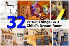 32 Perfect Things For A Child's Dream Room