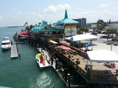 Johns Pass Treasure Island Florida