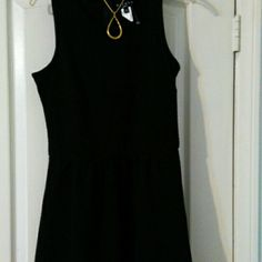Little Black Dress. Every Girl needs one. Perfect for any occasion. Tank style Midi Black Dress.  Size Medium. NWOT never worn. Reynah  Dresses Midi