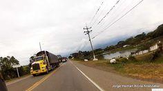 Recorrido Mediacanoa entrada a Tulua en el Valle del Cauca Entryway