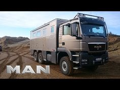 Luxurious Off-road Monster RV Can Take You Anywhere Off Road Camper, Truck Camper, Motorhome, Overland Trailer, Adventure Campers, Heavy Truck, Expedition Vehicle, Land Rover Defender, Survival