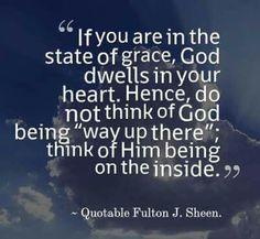 ~Venerable Fulton J. Sheen