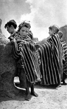 "Africa | ""Agoudal children."" 