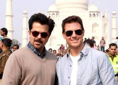 Anil Kapoor reunites with Mission Impossible: Ghost Protocol co-star Tom Cruise in Abu Dhabi  Anil Kapoor, who is currently shooting for his next film Race 3, recently met his Mission Impossible: Ghost Protocol co-star Tom Cruise while shooting in the UAE capital.